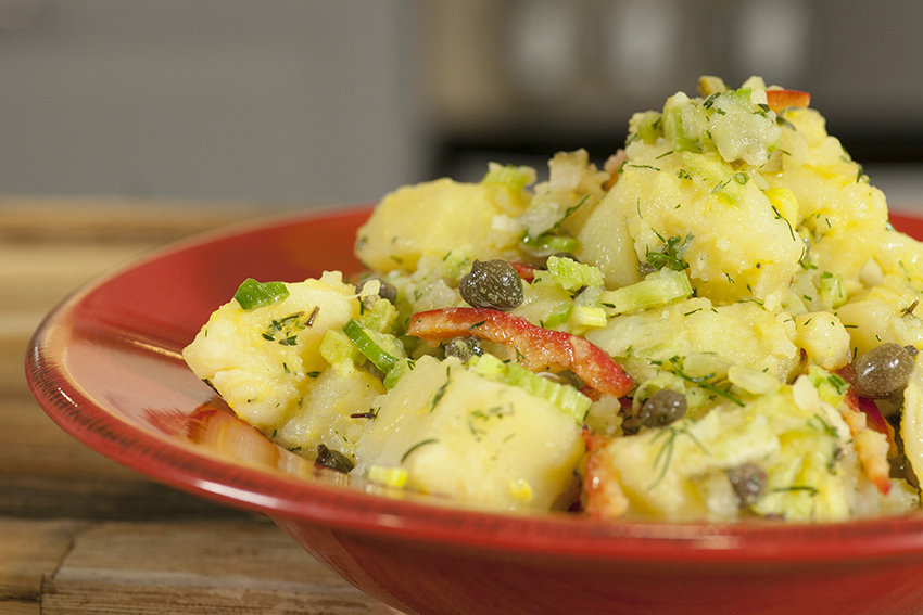 Red Potato Salad Recipe From America S Test Kitchen